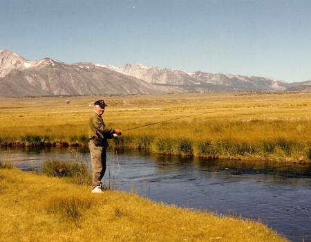 Mammoth/Owen's River Fishing
