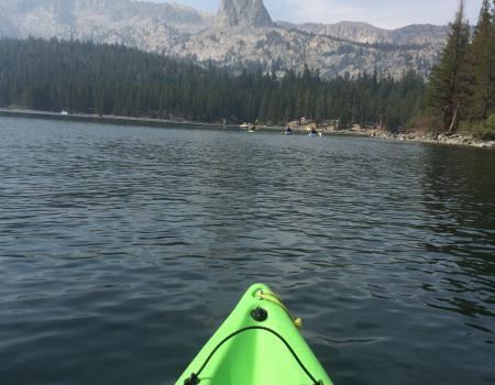 Mammoth Kayaking