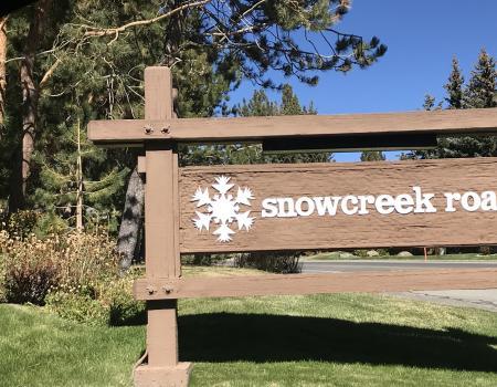 Snowcreek Mammoth