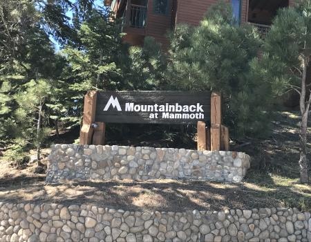 Mountainback at Mammoth