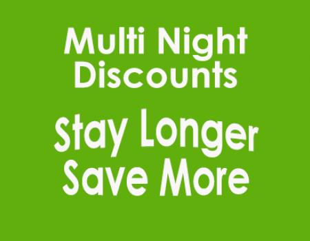 Multi Night Discounts