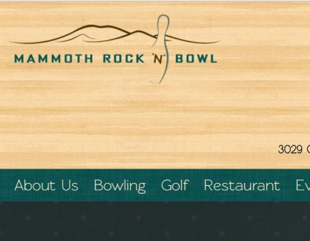 Mammoth Rock and Bowl