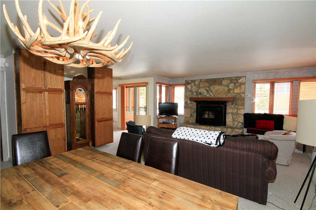 Mountback 101 vacation rental at Mammoth Mountain